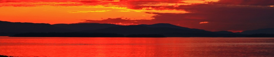 San Juan Island, WA and Vancouver Island, Canada