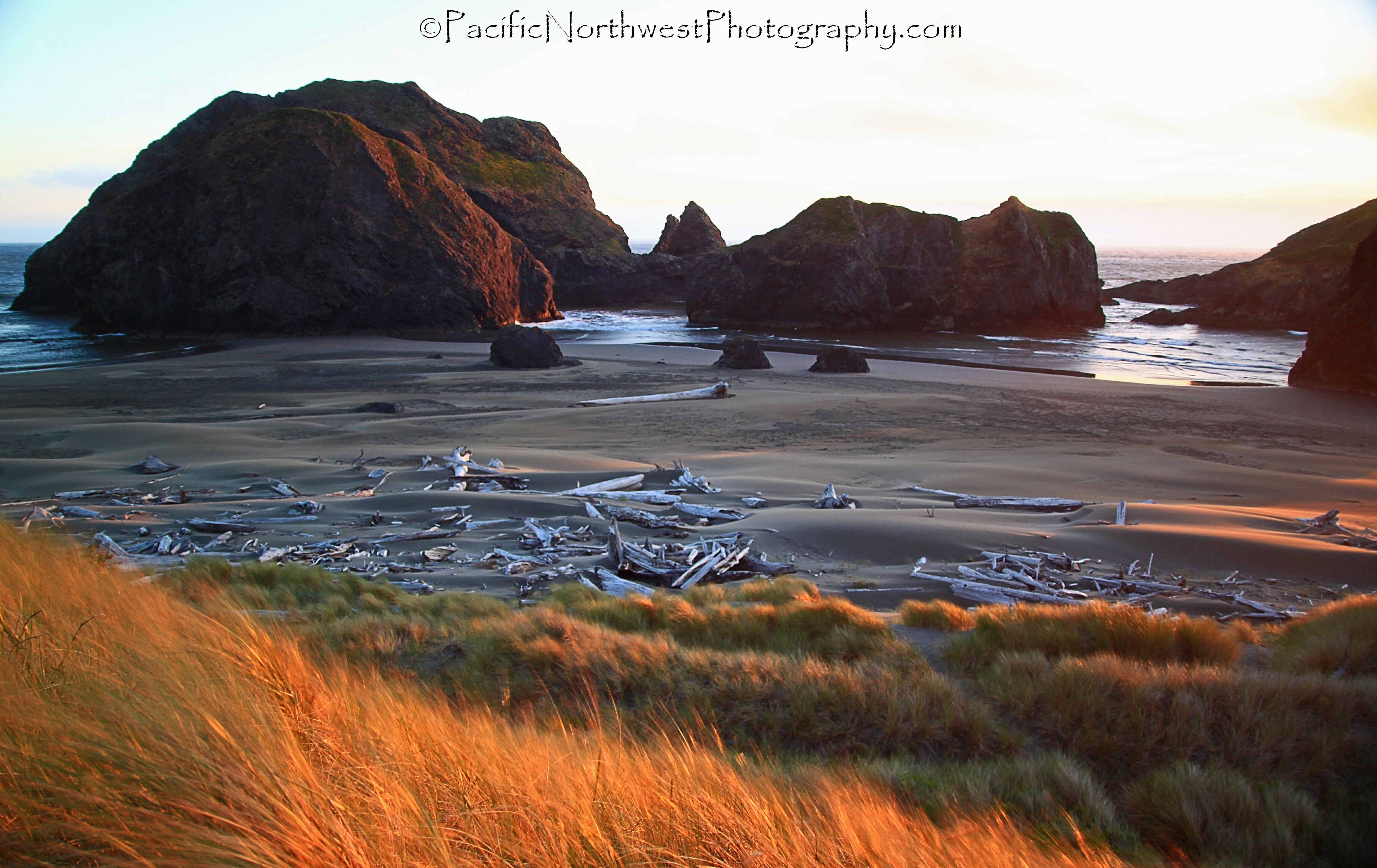 Cape Sebastian along the Southern Oregon Coast
