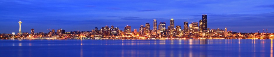 Seattle, Washington skyline