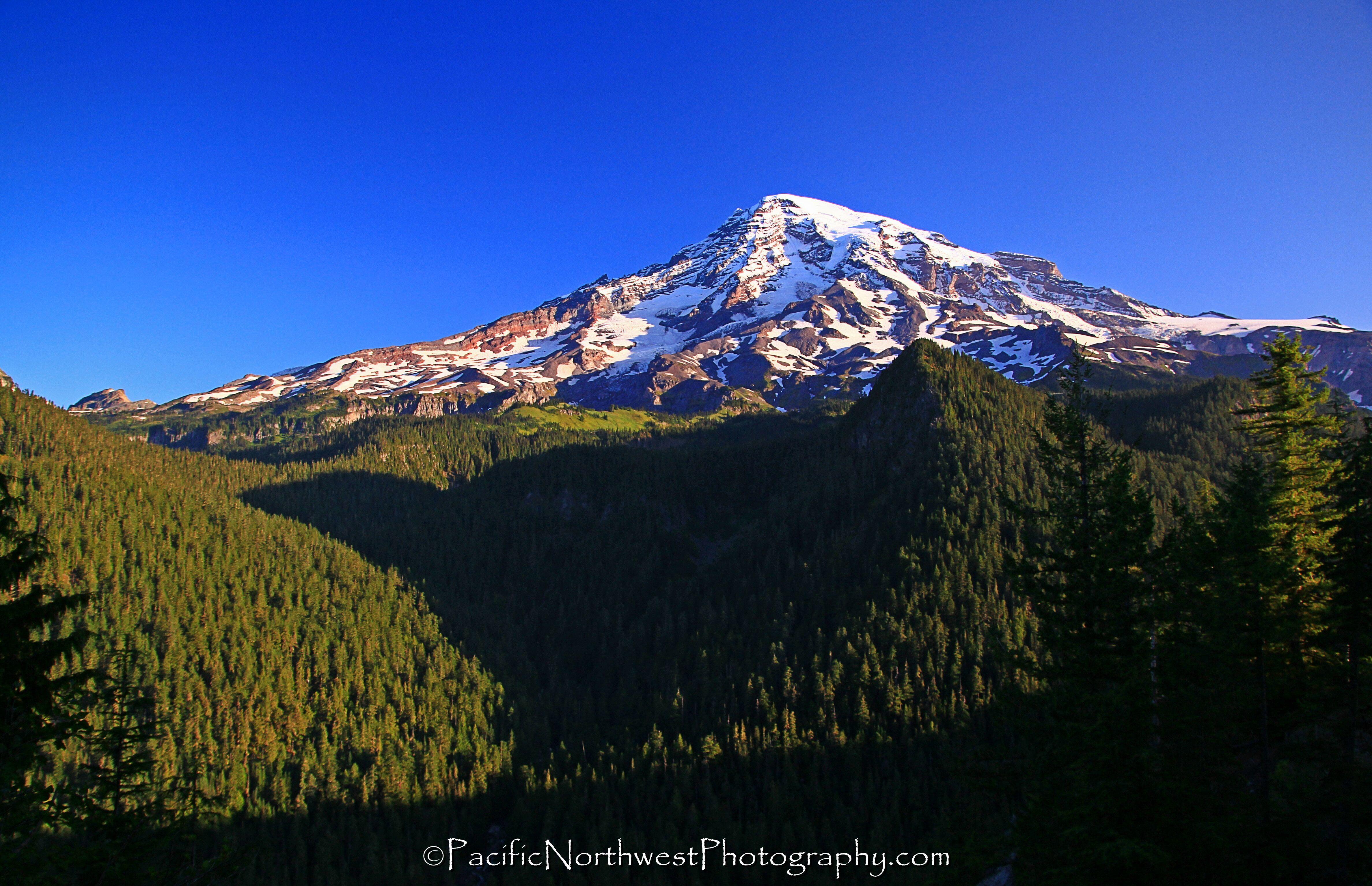 14,410 foot Mt. Rainier