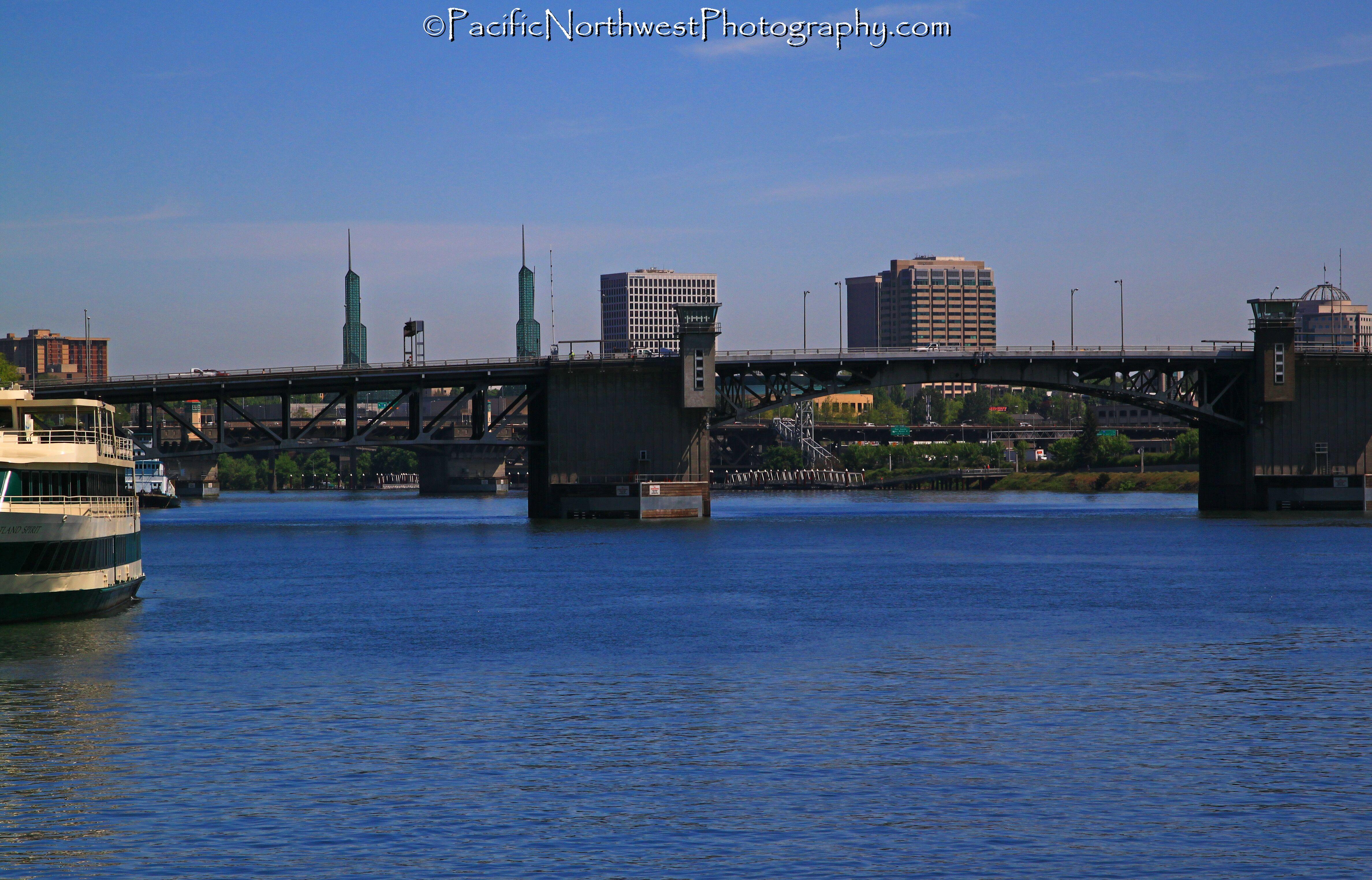 Historical Morrison Bridge