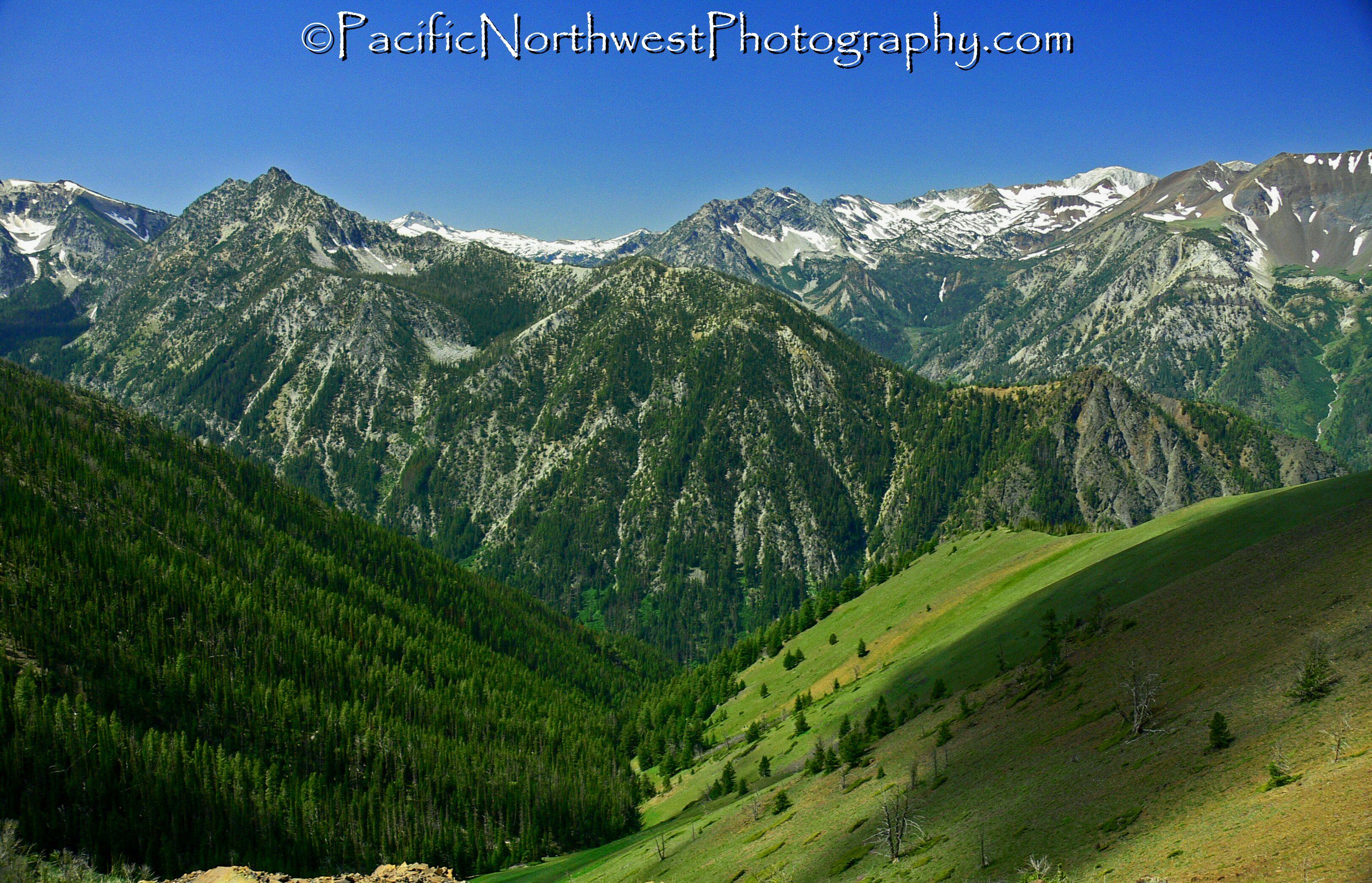 Eagle Cap Wilderness Area