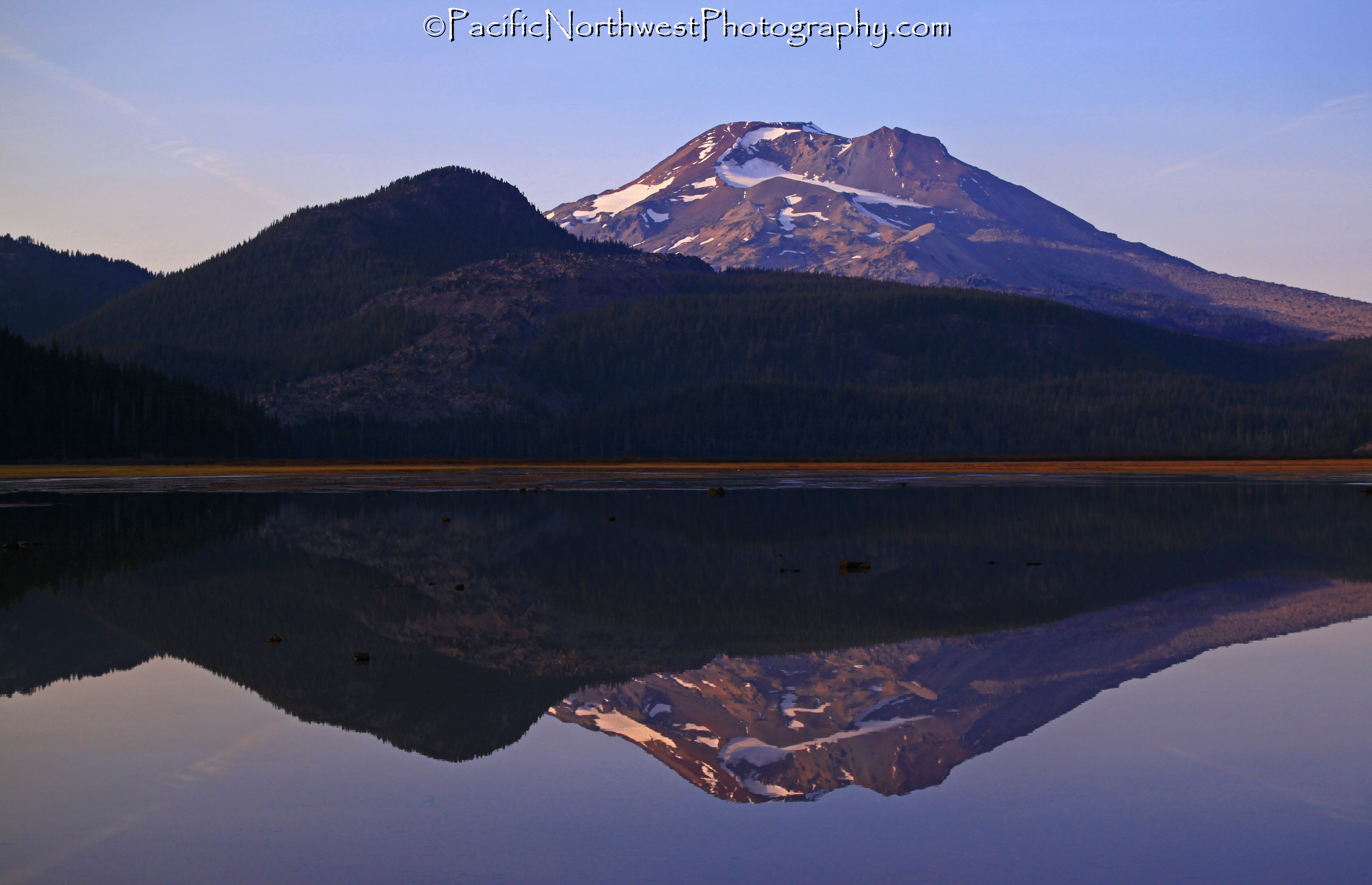 South Sister reflection