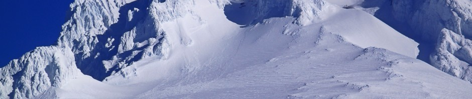 Snow-capped Mt. Hood