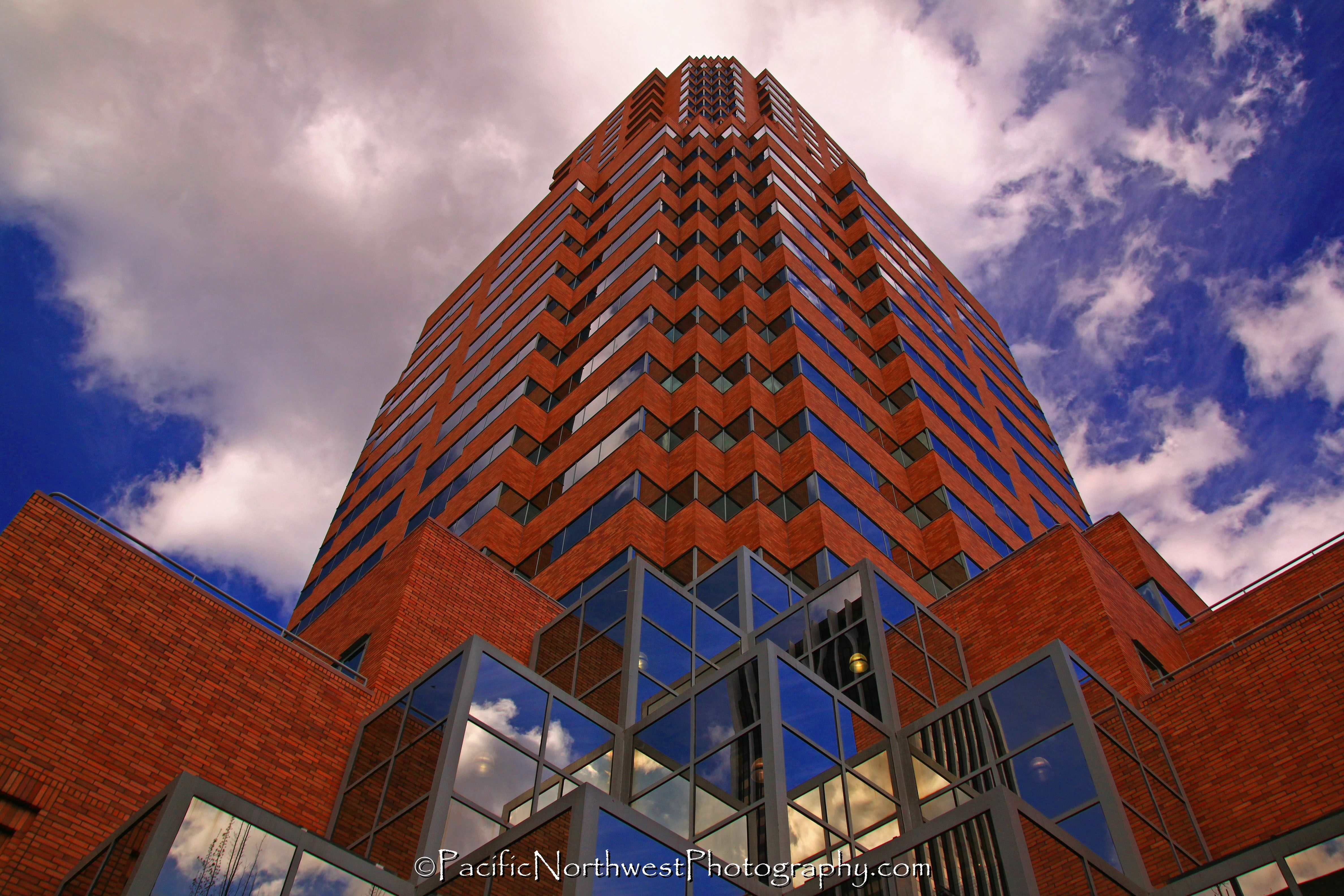 KOIN Tower in Portland, OR