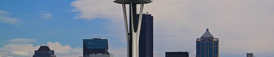 Happy 50th Birthday to the Space Needle
