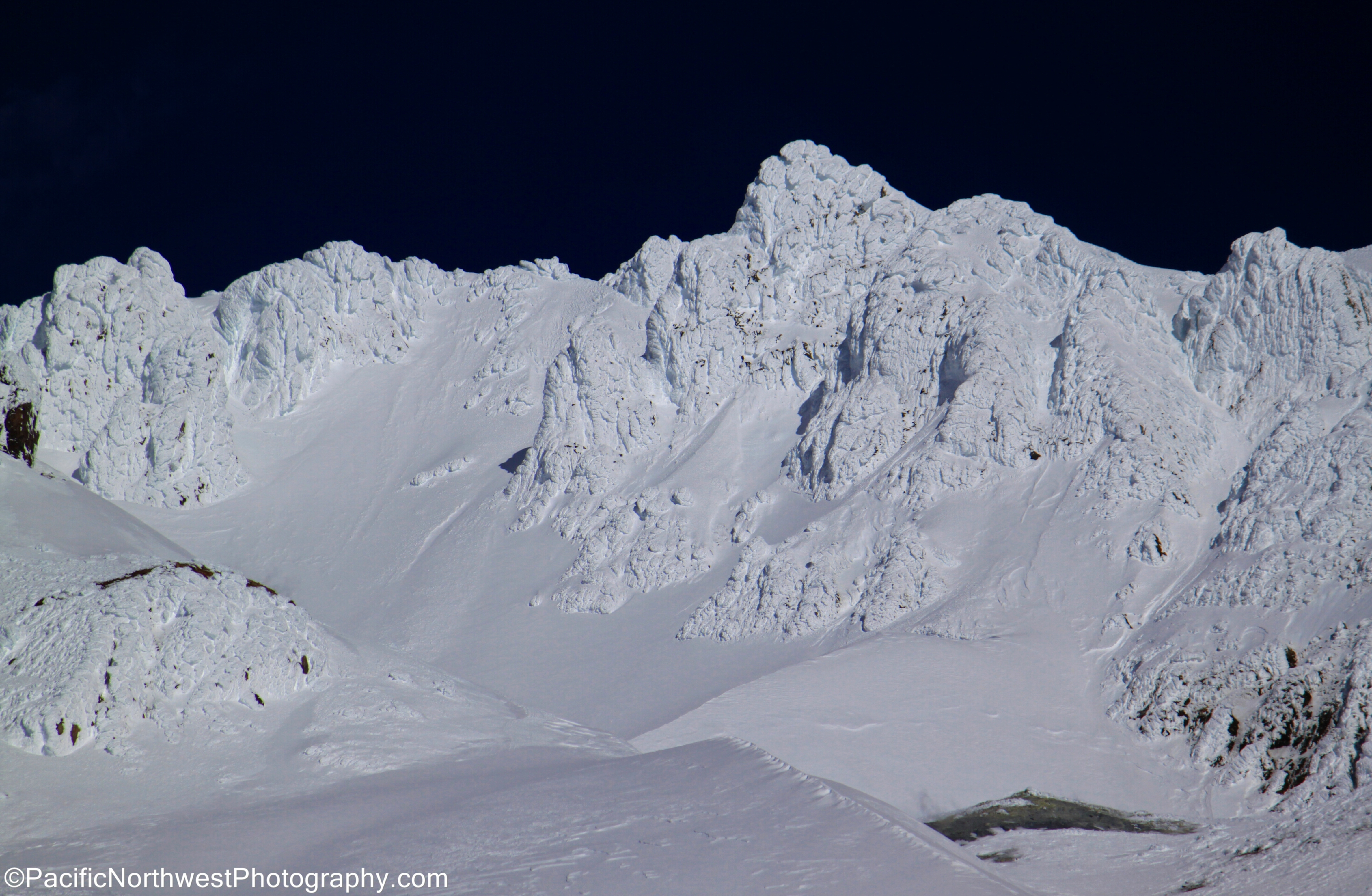 Summit of Mt. Hood, OR