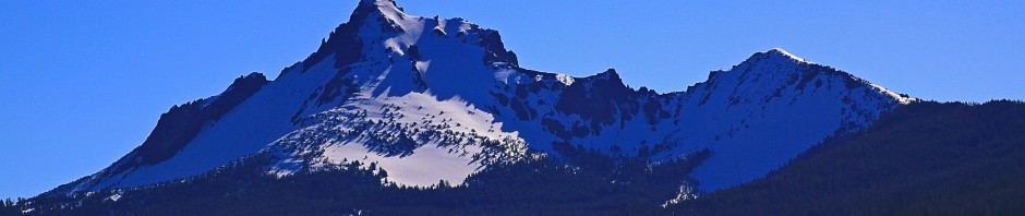 Mt. Thielsen, OR