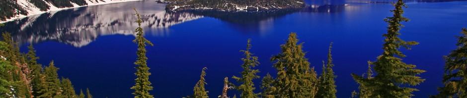 Crater Lake National Park, O
