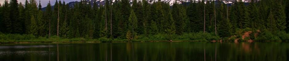 Burnt Lake, OR