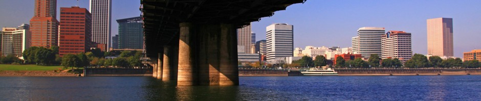 Hawthorne Bridge, Oregon