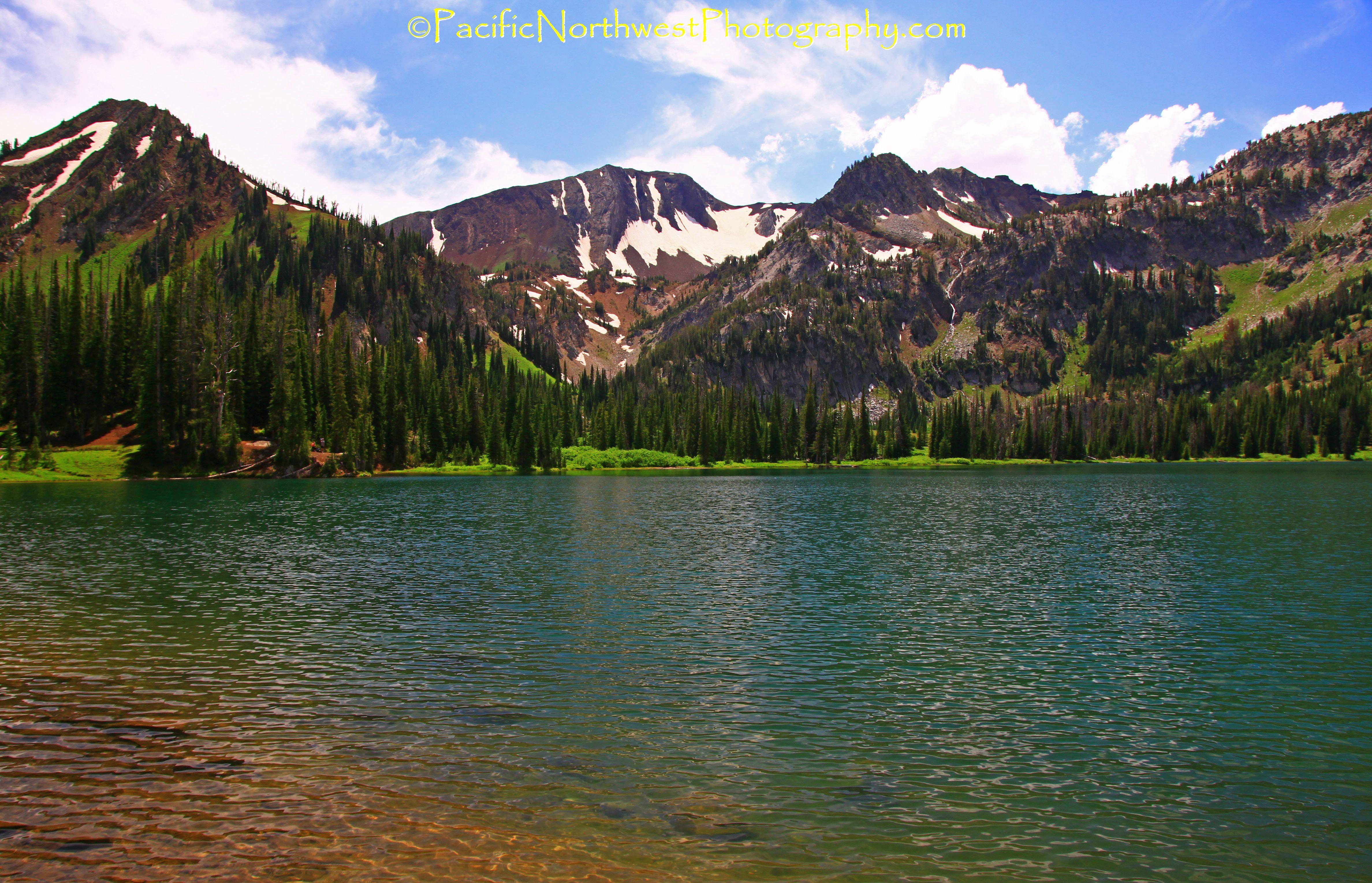 Aneroid Mountain, Oregon