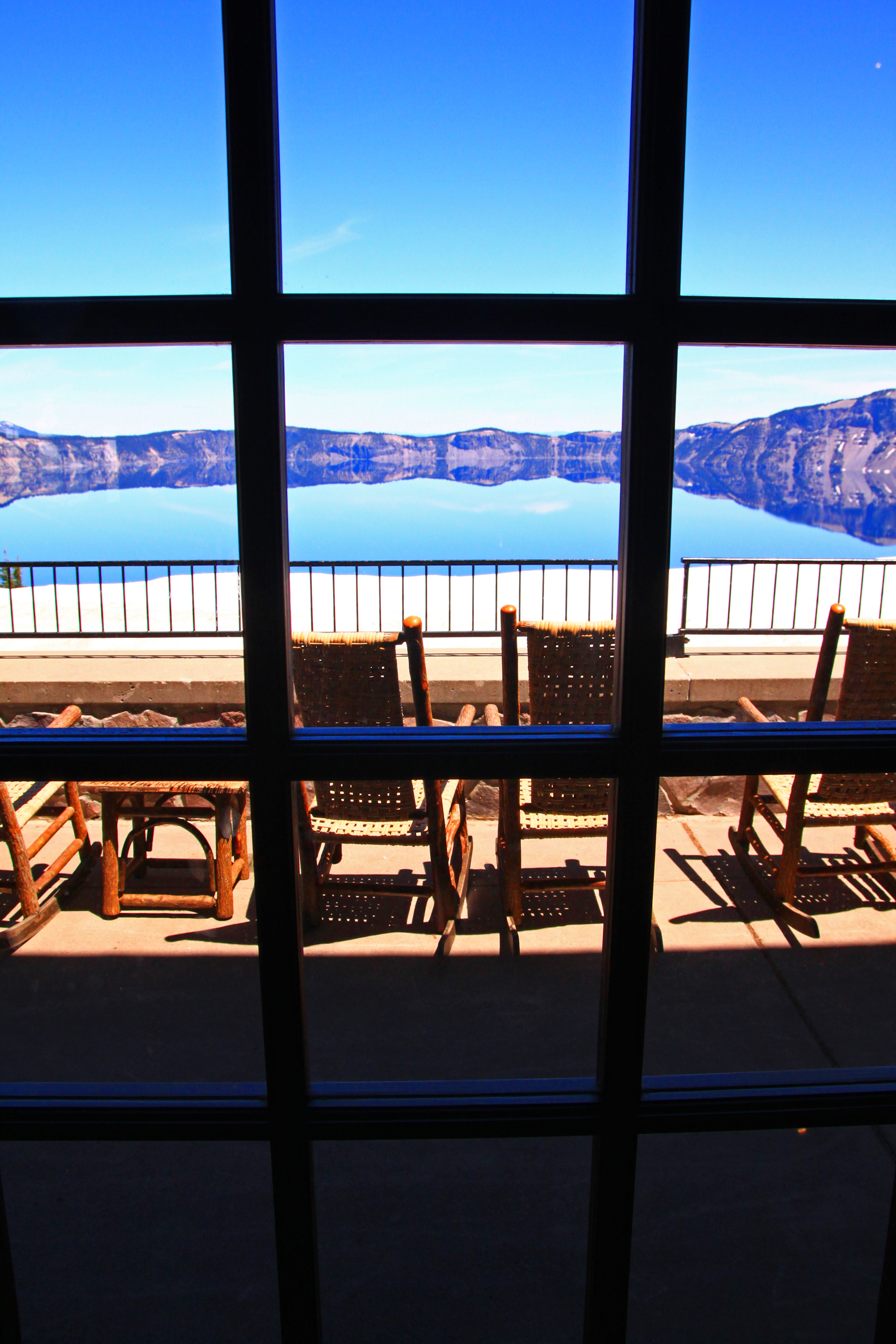 Crater Lake Lodge, Oregon